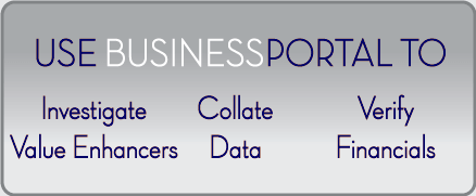 Use BusinessPortal-SA to prepare businesses for sale