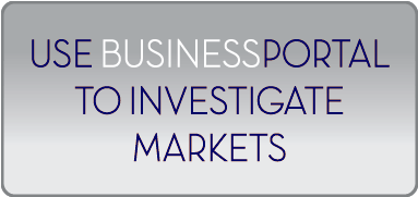 Use BusinessPortal-SA to investigate markets